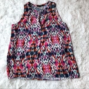 Tops - Summer Ikat Top